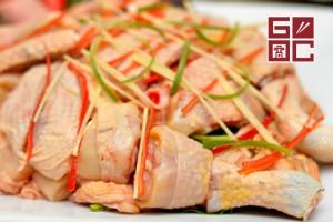 Thịt gà đông tảo