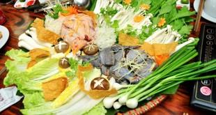 5 món ăn không biết chán ở Hà Thành - Lẩu Gà Uyên Ương