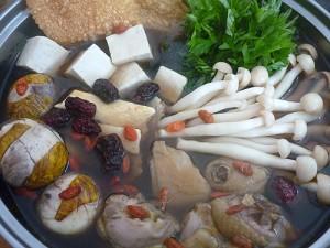 Lẩu gà nấm thuốc bắc - Ăn Ngon - Ngồi Đẹp - Giá Vỉa Hè