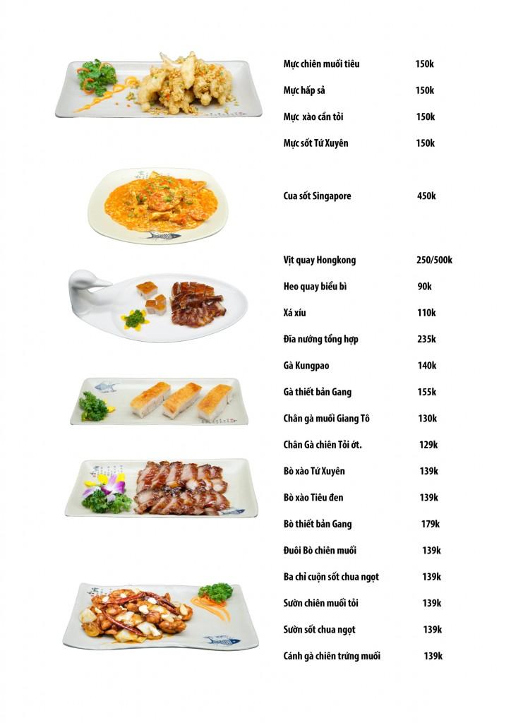 menu t12 291-3