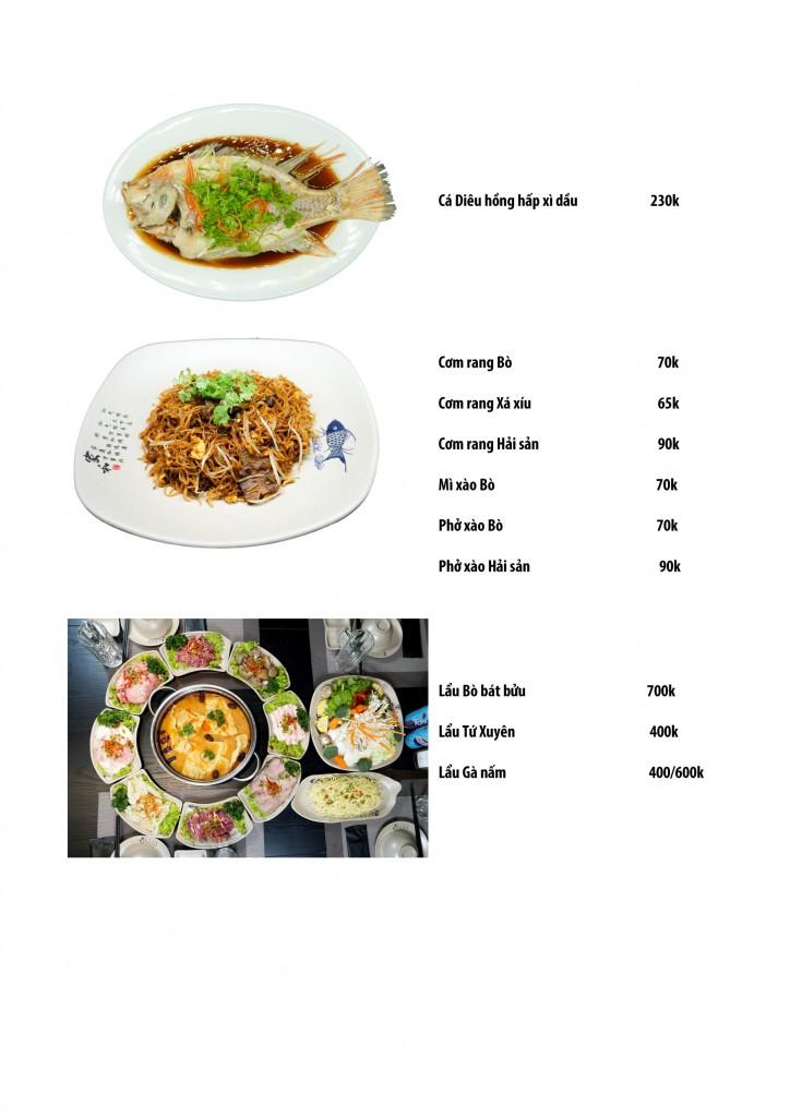 menu t12 291-4