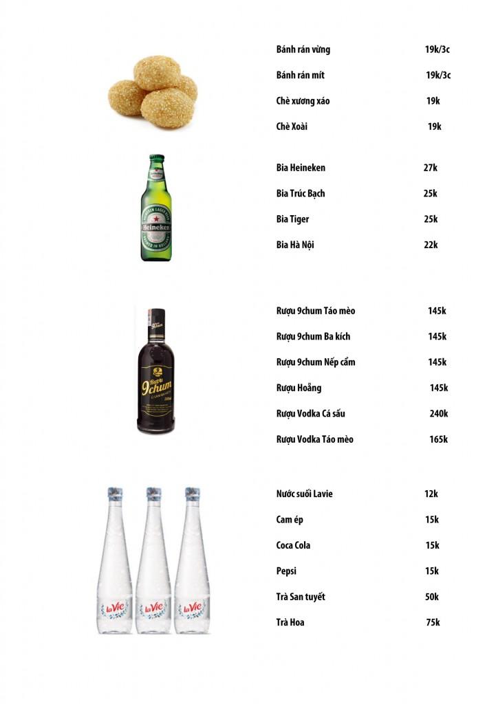 menu t12 291-5